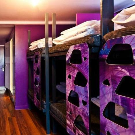 Chambre - Auberge de jeunesse Clink78 - Londres