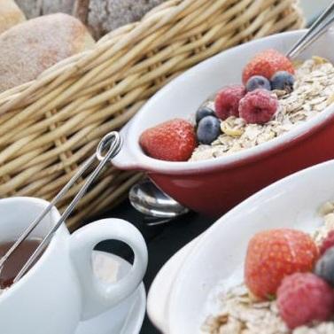 Petit-déjeuner - Hôtel Langholmen - Stockholm