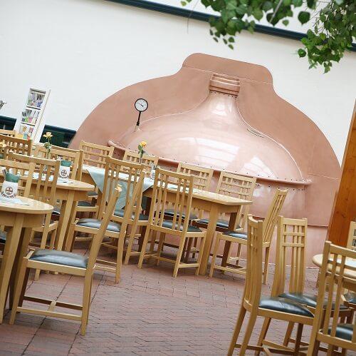 Restaurant du Hotelpark Stadtbrauereu Arnstadt à Arnstadt