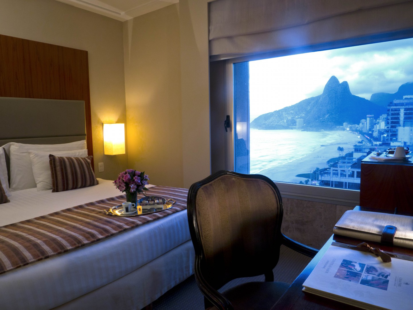 roomwiew-Caesar Park Ipanema hotel brazil world cup