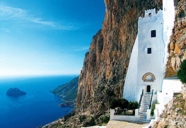 Παναγία Χοζοβιώτισσα, Αμοργός Θρησκευτικά Μνημεία, Μονές, Μοναστήρια, Εκκλησίες, Σημεία Προσκυνήματος στην Ελλάδα θρησκευτικός τουρισμός 246-thriskeftikos-tourismos-mnimeia-mones-monastiria-ekklisies-ellada