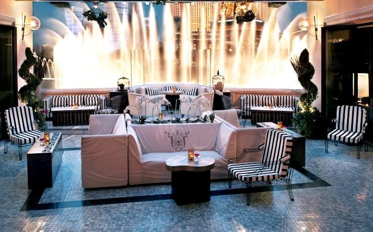 dining room bellago ξενοδοχειο σιντριβανια