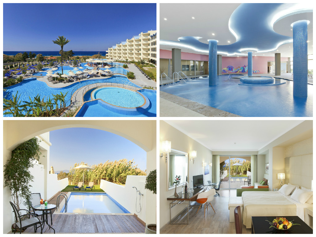 family resort ελλαδα οικογενειακα ξενοδοχεια Atrium Platinum