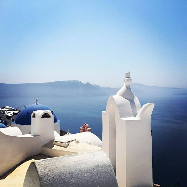 νησι για ρομαντικους Σαντορινη