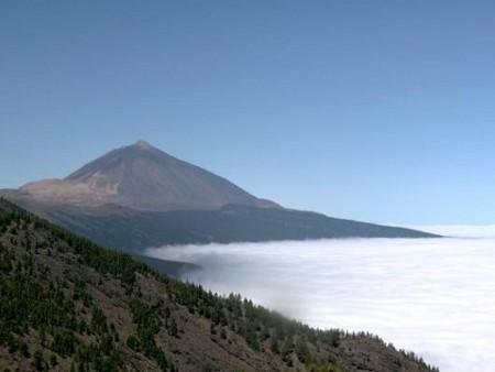 Höchster Berg Spaniens: Der Pico del Teide