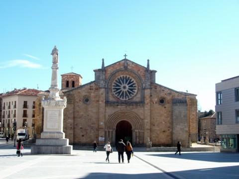 Iglesia de San Pedro in Avila