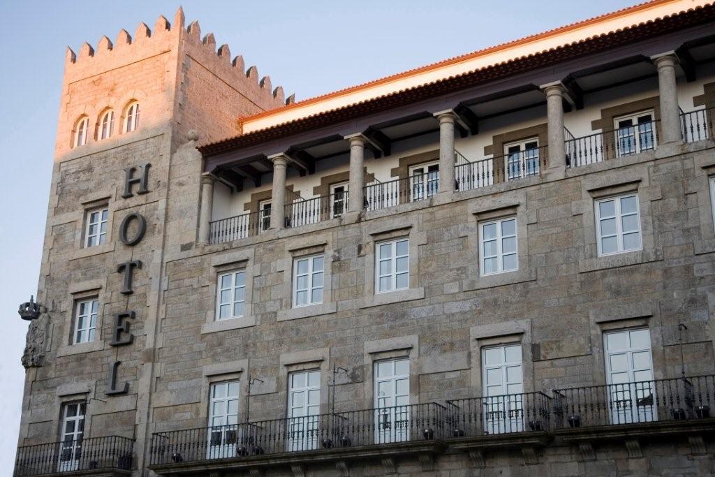 Hotel Compostela in Santiago de Compostela