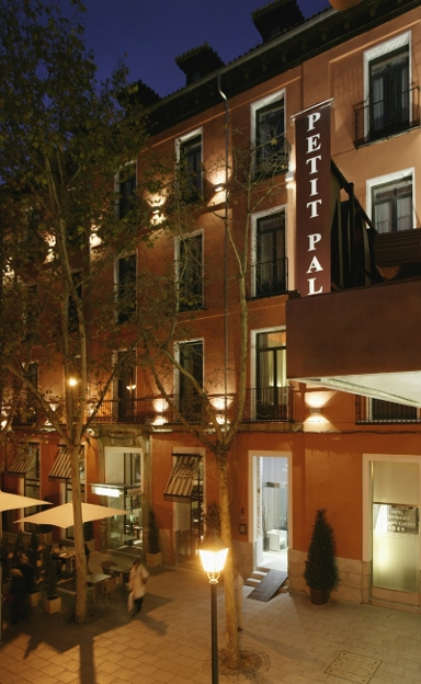 Hotel Petit Plaza del Carmen
