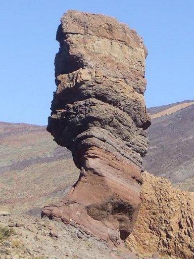 "Der ""Finger Gottes"" im Nationalpark Pico del Teide"
