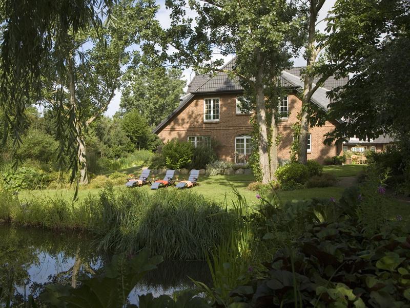 Landhaus Stricker auf Sylt