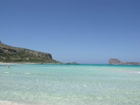 Karibik Feeling in der Bucht von Balos