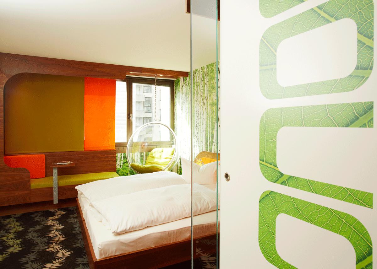 Münchner Designhotel Cocoon Münchnen
