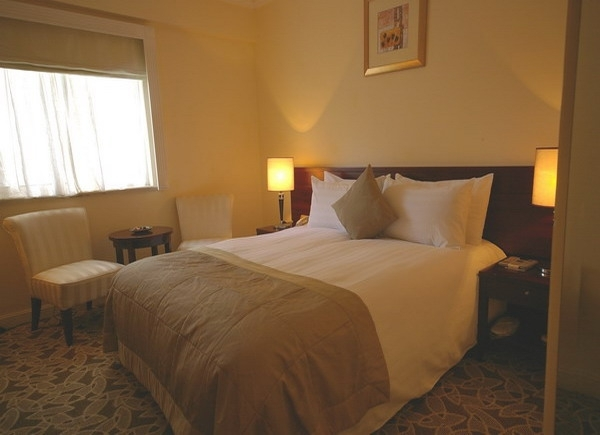 Moderne Zimmer des Hotels