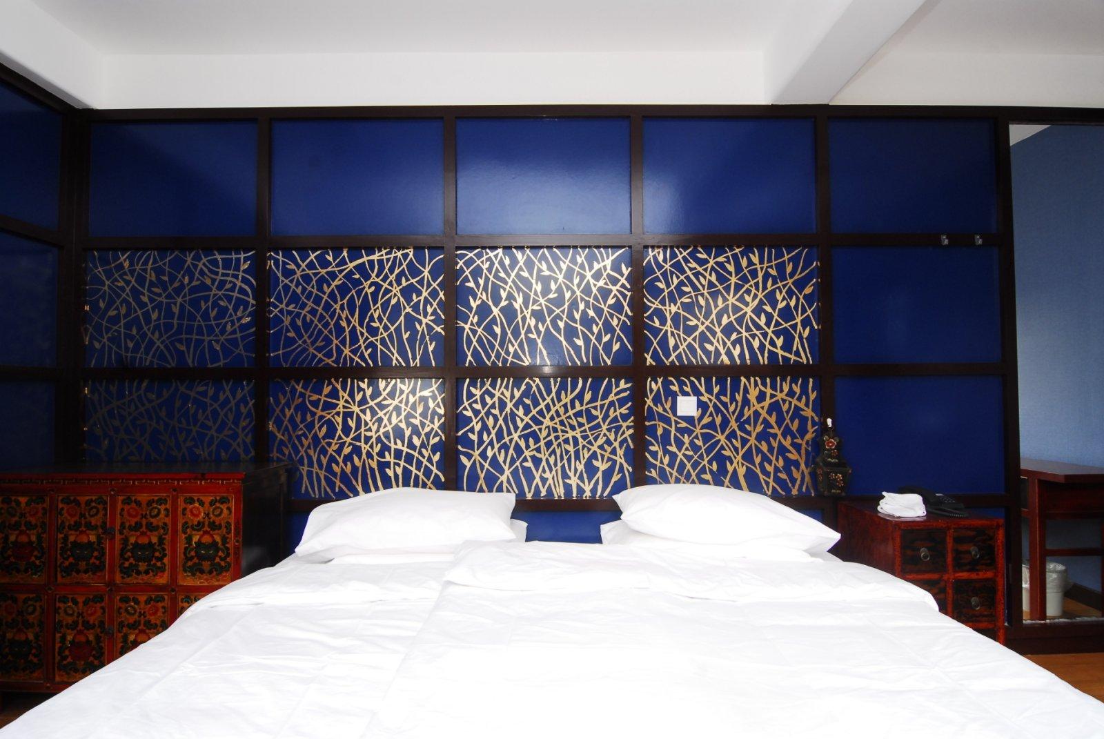 Zimmer im traditionell chinesischen Stil