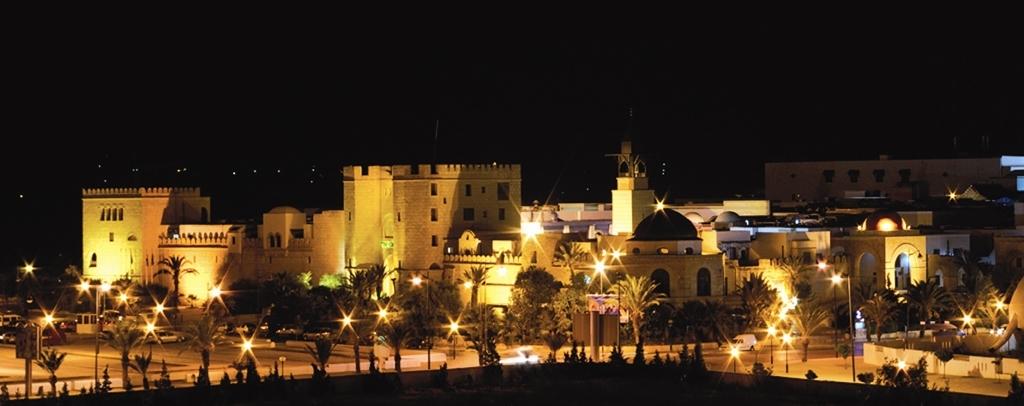 Die Medina Mediterranea am Abend