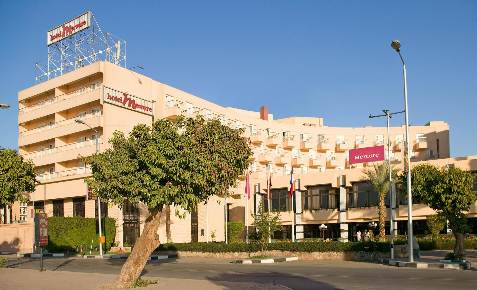 Mercure Hotel Luxor am Nil