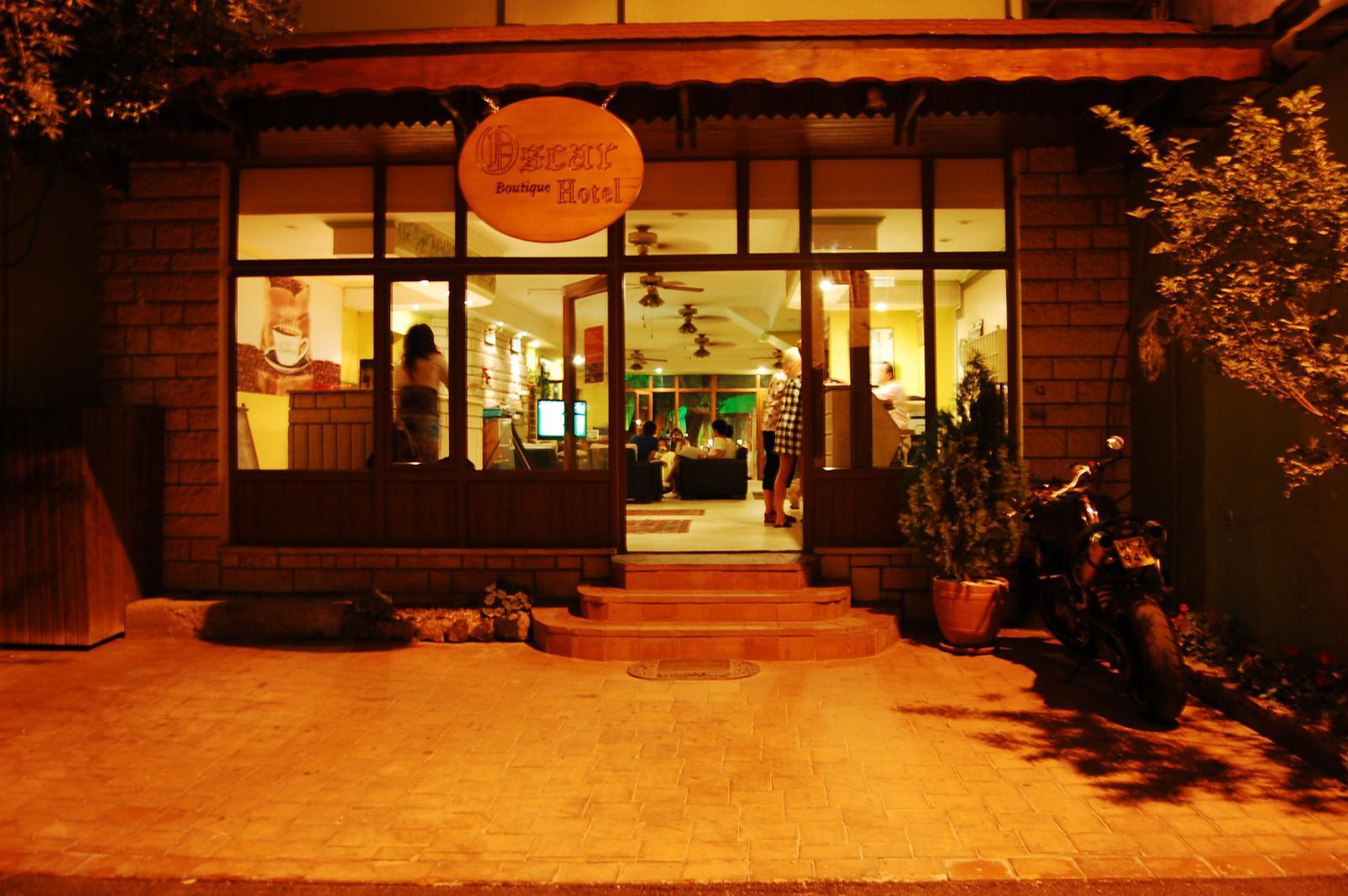 Boutique Hotel Oscar in der Altstadt von Antalya