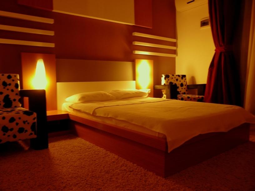 Zimmer im Boutique Hotel Oscar