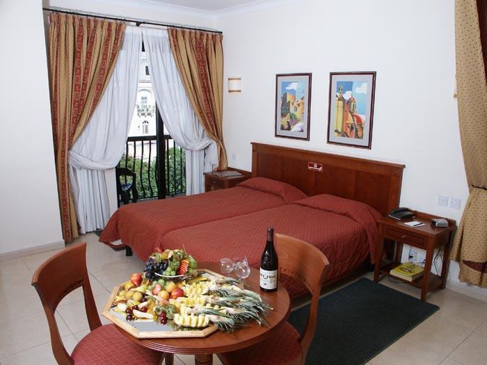 Zimmer im Hotel Solana
