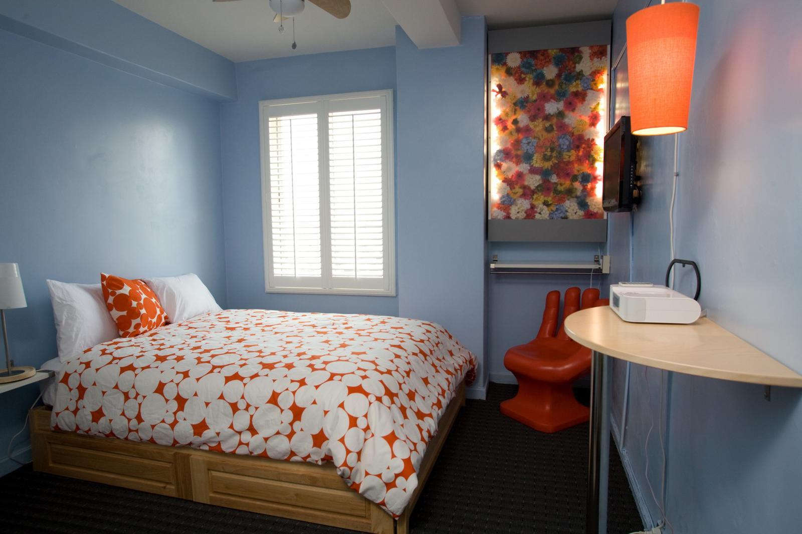 Doppelzimmer im Hotel Stay