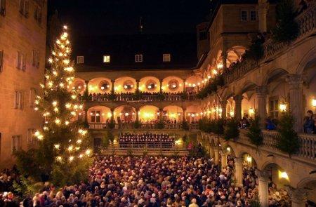 Weihnachtskonzert vor dem Alten Schloss, Foto: in.Stuttgart