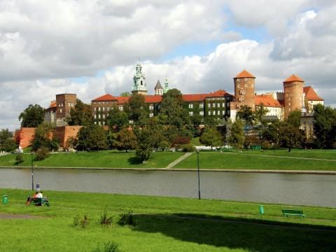 Ansicht der Wawel