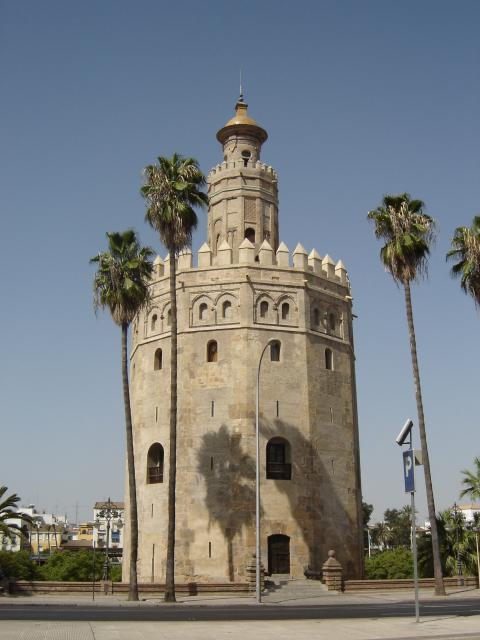 "Der Goldturm - ""Torre del Oro"