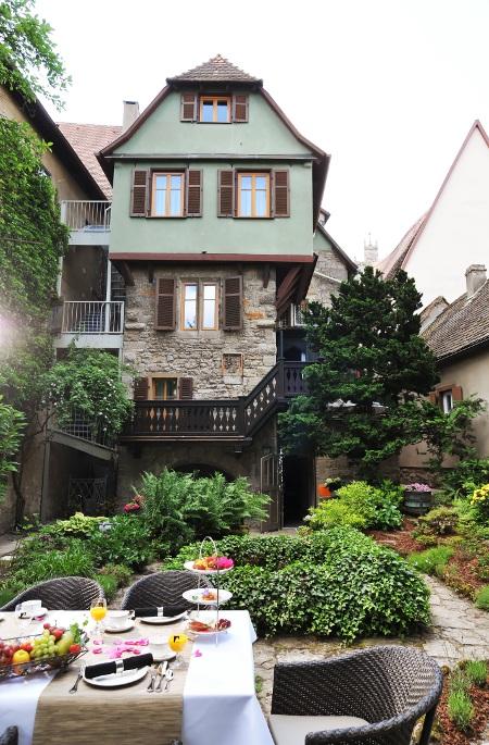 Hotel Herrnschlösschen - Außenansicht