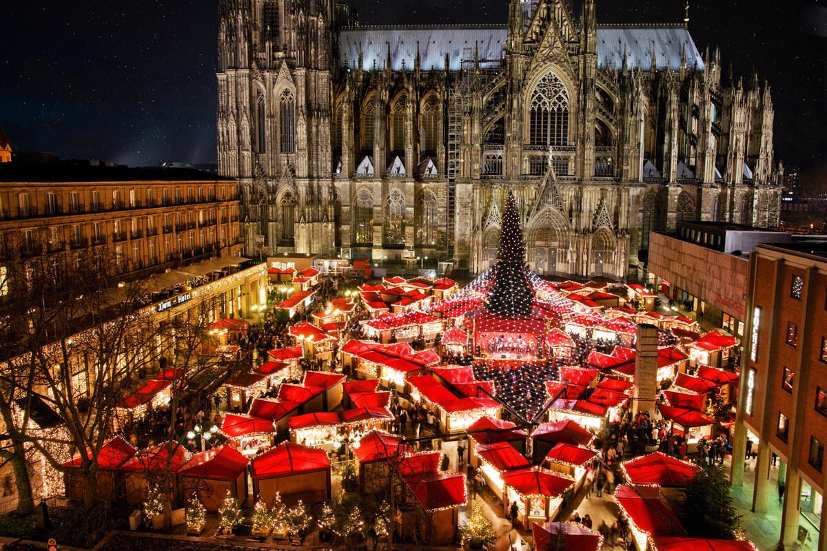 Deutschland Weihnachtsmarkt.Weihnachtsmärkte Die Beliebtesten Und Größten In Deutschland