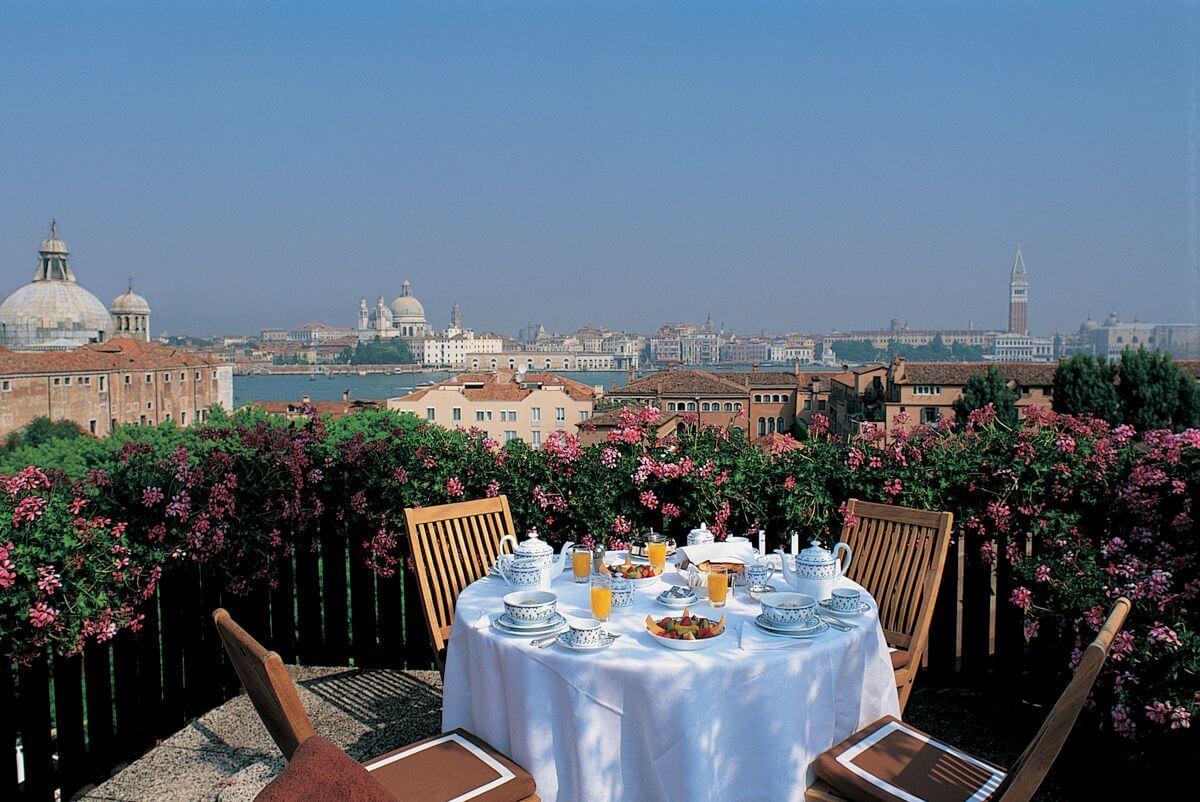 Hotel Cipriani Terrasse