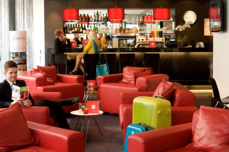 Die RGB-Bar erwartet die Gäste mit einer großen Cocktail-Auswahl.