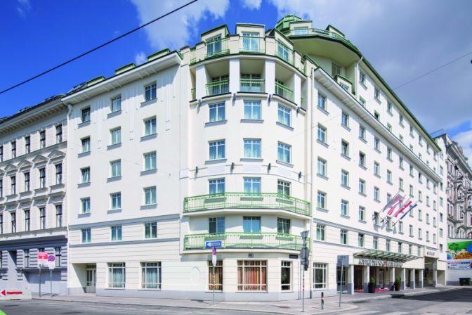 Austria Trend Ananas Hotel Wien