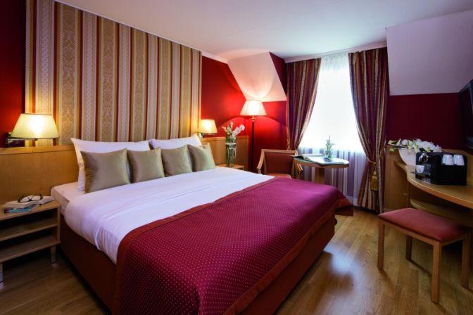 Austria Trend Ananas Hotel Zimmer Wien