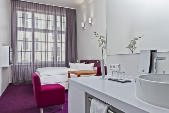 Best Western Grand City Berlin Mitte Hotel Zimmer