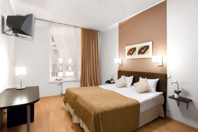 City Hotel Tallinn Zimmer