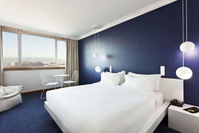 HF Ipanema Park Hotel Zimmer Porto