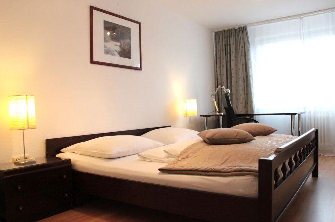 Hayk Hotel Köln Zimmer