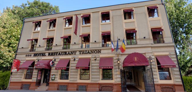Hotel Trianon Bukarest