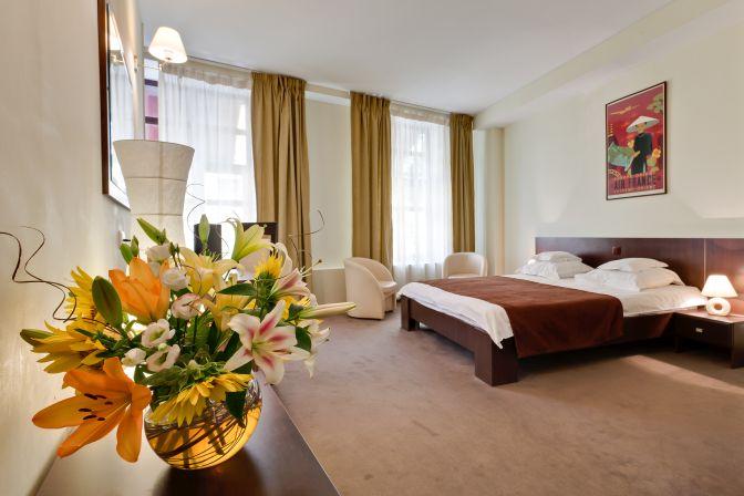 Hotel Trianon Zimmer Bukarest