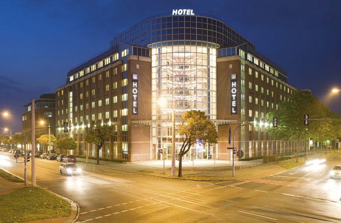 NH Dresden Hotel