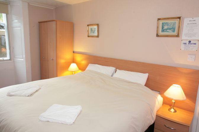 The Kelvin Hotel Glasgow Zimmer