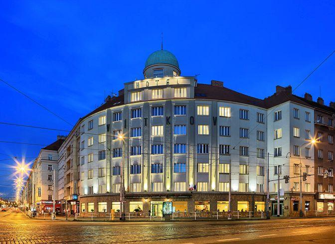 Hotel Vitkov Prag