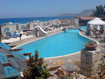 Lassion Golden Bay, Kreta Griechenland