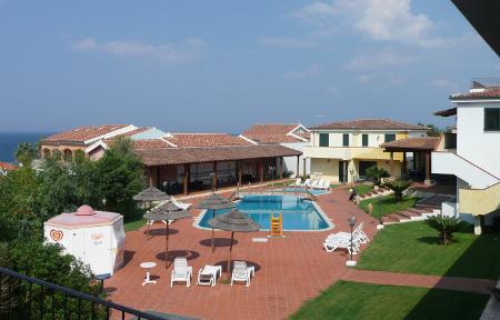 Hotel La Ciaccia, Sardinien