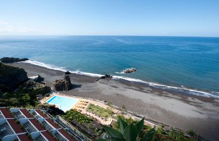 Orca Praia, Madeira