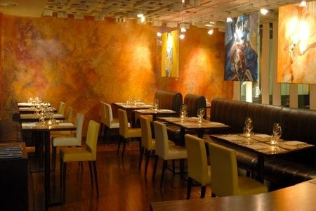 Restaurant Estrobar, Hotel Abitart in Rom