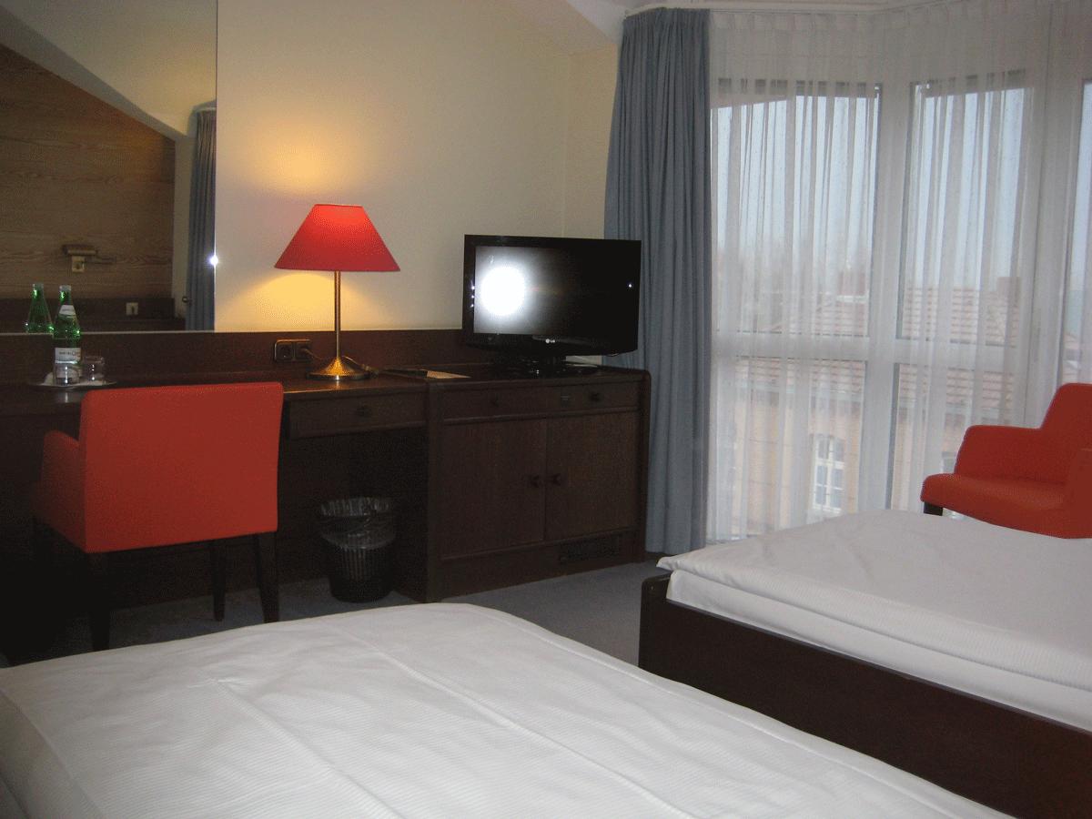 Zimmeransicht (c) Hotel Alexander Frechen/Köln