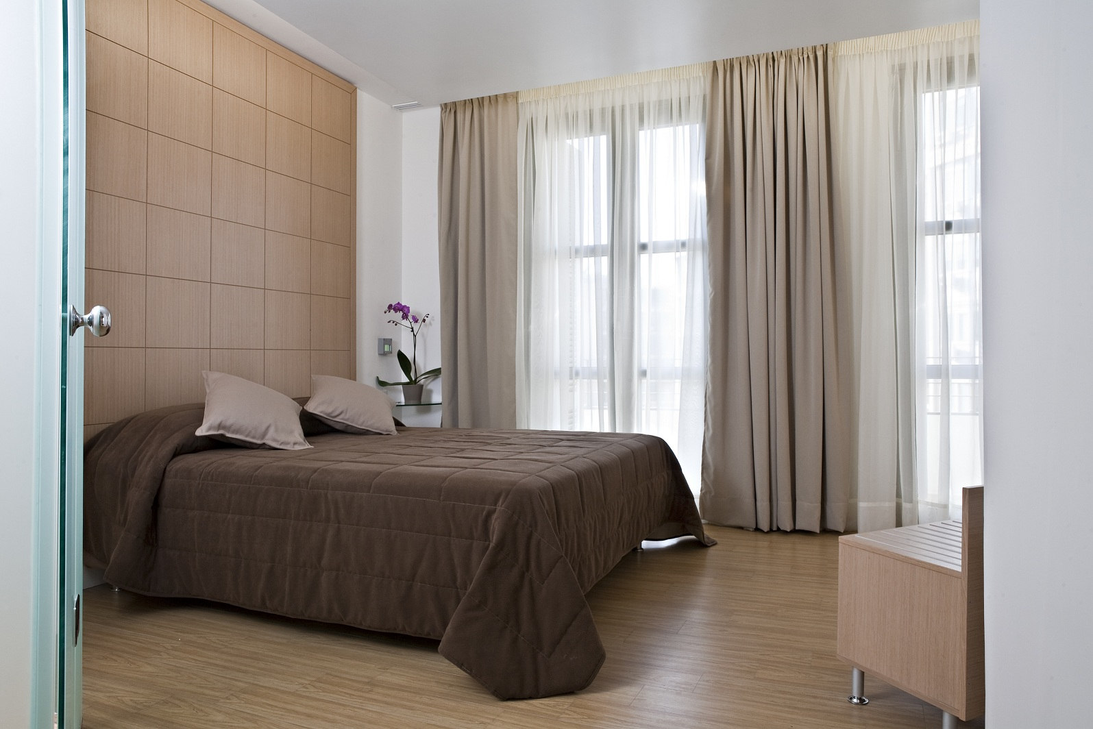 Blick in ein Zimmer des Hotel Chic Athens