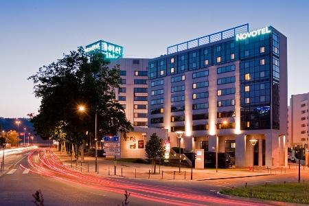 Hotel Novotel Lyon Gerland
