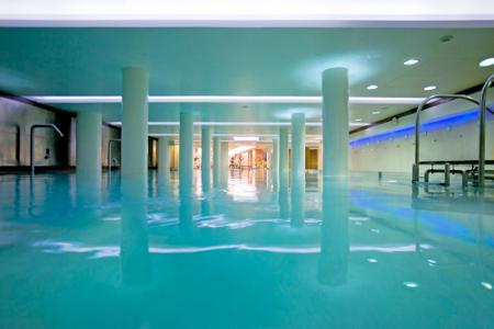 Hiltonia Spa-Bereich des Hotel Hilton Athen